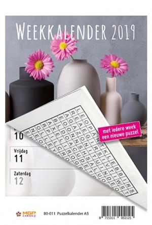 80-011 Puzzelkalender mini